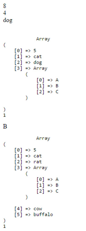 arrays-in-php
