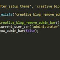 remove-wordpress-admin-bar